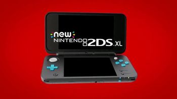 Nintendo 2DS XL TV Spot, \'Turn Downtime Into Fun Time\'