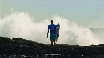 Jeep TV Spot, 'World Surf League: Crazy Passionate' Song by The Drums [T1] - Thumbnail 2