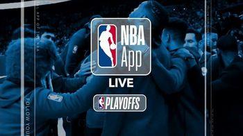 NBA App TV Spot, '2018 Playoffs: Follow Every Series' - Thumbnail 2