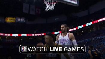 NBA App TV Spot, '2018 Playoffs: Follow Every Series' - Thumbnail 4