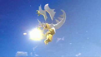 Pokemon Sun & Moon - Forbidden Light TV Spot, 'Heat Up'