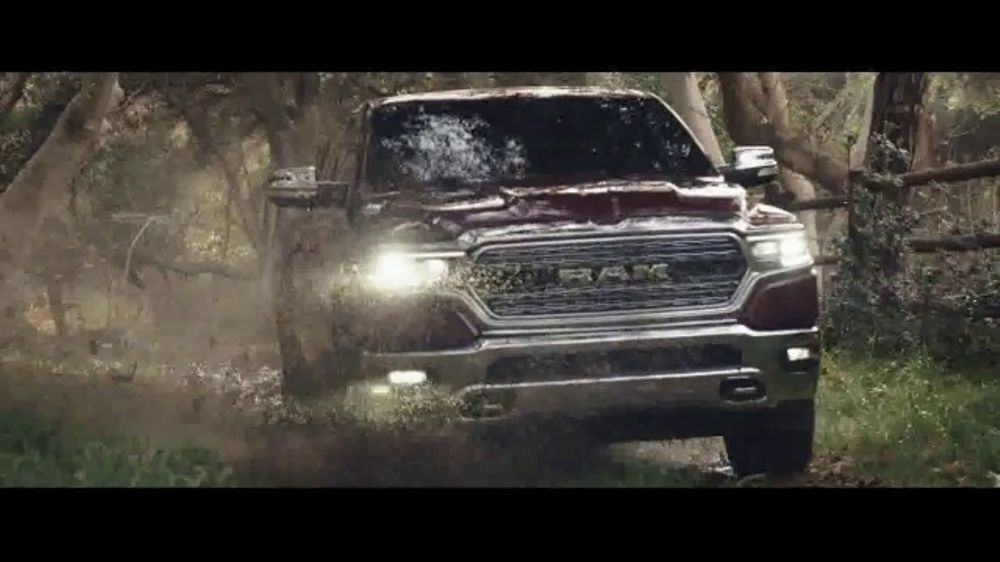 Ram 1500 TV Commercial, 'Tomorrow: Challenges' [T1]