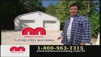 Future Steel Buildings TV Spot, 'Easy to Assemble' - Thumbnail 10