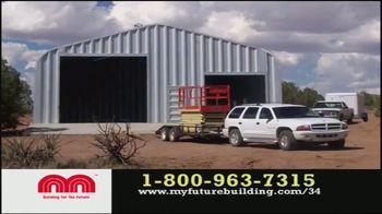 Future Steel Buildings TV Spot, 'Easy to Assemble' - Thumbnail 2