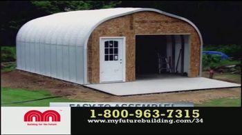 Future Steel Buildings TV Spot, 'Easy to Assemble' - Thumbnail 6