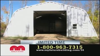 Future Steel Buildings TV Spot, 'Easy to Assemble' - Thumbnail 7