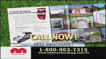 Future Steel Buildings TV Spot, 'Easy to Assemble' - Thumbnail 8
