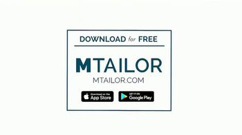 MTailor TV Spot, 'It Has Never Been so Easy' - Thumbnail 4