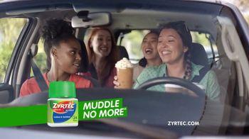 Zyrtec TV Spot, 'Carpool: One Sneeze Away' - Thumbnail 9
