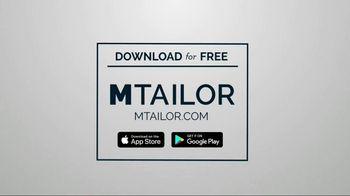 MTailor TV Spot, 'Under 30 Seconds' - Thumbnail 3