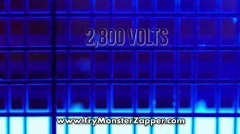 Bell + Howell Monster Zapper TV Spot, 'Indoor Insect Killer' - Thumbnail 2