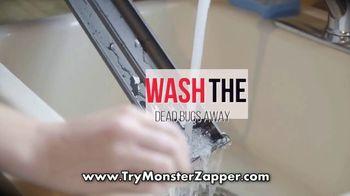 Bell + Howell Monster Zapper TV Spot, 'Indoor Insect Killer' - Thumbnail 4