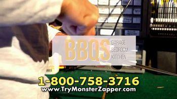 Bell + Howell Monster Zapper TV Spot, 'Indoor Insect Killer' - Thumbnail 7