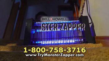 Bell + Howell Monster Zapper TV Spot, 'Indoor Insect Killer' - Thumbnail 8
