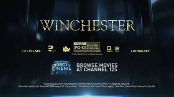 DIRECTV Cinema TV Spot, 'Winchester' - Thumbnail 7