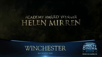 DIRECTV Cinema TV Spot, 'Winchester' - Thumbnail 4
