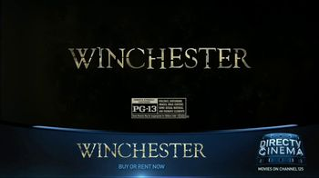 DIRECTV Cinema TV Spot, 'Winchester' - Thumbnail 5