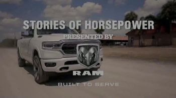 Ram Trucks TV Spot, 'History Channel: A Day as a Horse Trainer' - Thumbnail 1