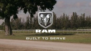 Ram Trucks TV Spot, 'History Channel: A Day as a Horse Trainer' - Thumbnail 10