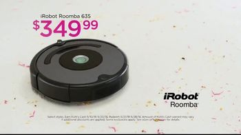 Kohl's TV Spot, 'Help Mom Clean up With a Roomba' - Thumbnail 6