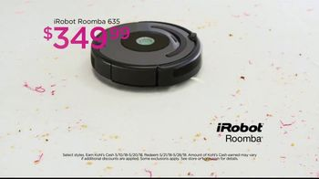 Kohl's TV Spot, 'Help Mom Clean up With a Roomba' - Thumbnail 7