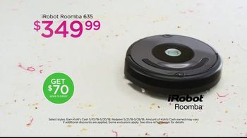 Kohl's TV Spot, 'Help Mom Clean up With a Roomba' - Thumbnail 8