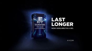 K-Y Duration Spray and Duration Gel TV Spot, 'Wild Animals' - Thumbnail 10