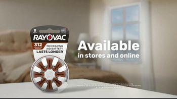 Rayovac Hearing Aid Batteries TV Spot, 'Two Days Longer' - Thumbnail 6