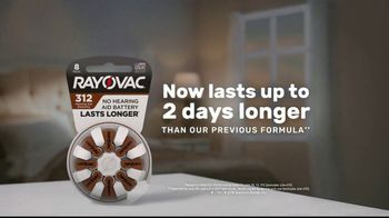 Rayovac Hearing Aid Batteries TV Spot, 'Two Days Longer' - Thumbnail 5