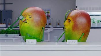 Snapple Takes 2 to Mango Tea TV Spot, 'Tastes Just Like Us' - 2479 commercial airings