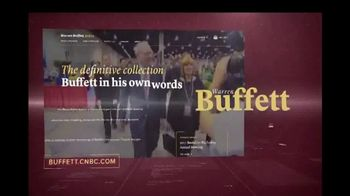 CNBC TV Spot, 'Warren Buffet: In His Own Words'