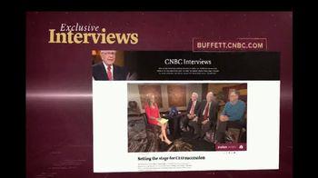 CNBC TV Spot, 'Warren Buffet: In His Own Words' - Thumbnail 6