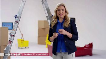 1-800-ASK-GARY TV Spot, 'Workplace Injury'