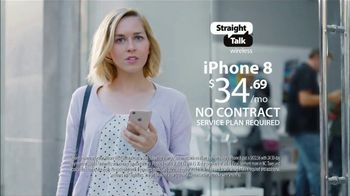 Straight Talk Wireless TV Spot, 'Get a Straight Up Great Deal' - Thumbnail 7