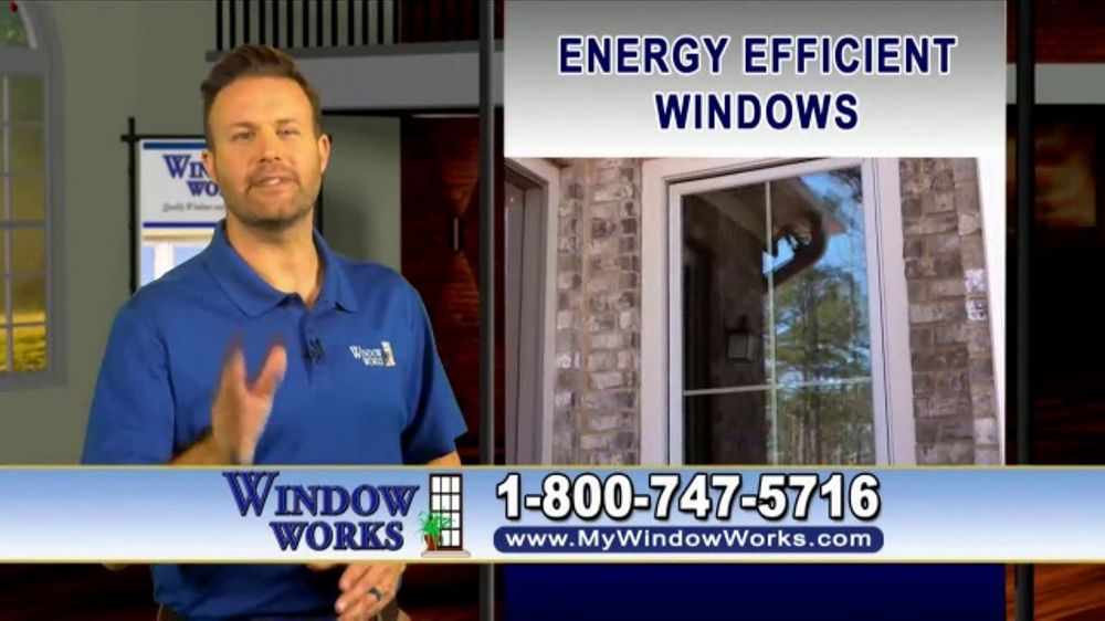 Window Works Window Blowout Sale TV Commercial, 'Replace Old Windows'