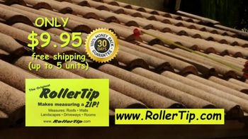Rollertip TV Spot, 'Makes Measuring a Zip' - Thumbnail 9