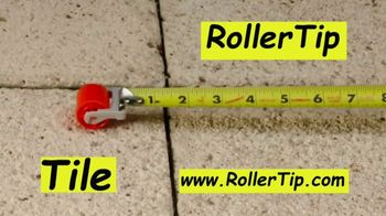 Rollertip TV Spot, 'Makes Measuring a Zip' - Thumbnail 5