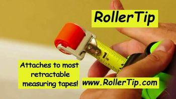 Rollertip TV Spot, 'Makes Measuring a Zip' - Thumbnail 6