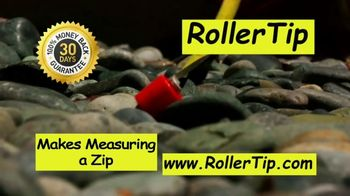 Rollertip TV Spot, 'Makes Measuring a Zip' - Thumbnail 7