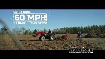 Mahindra Retriever 1000 TV Spot, 'Work Hard. Play Hard.' - Thumbnail 2