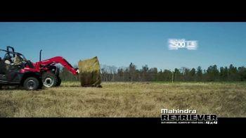Mahindra Retriever 1000 TV Spot, 'Work Hard. Play Hard.' - Thumbnail 5