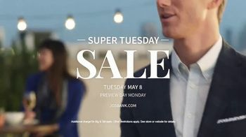 JoS. A. Bank Super Tuesday Sale TV Spot, '70 Percent Off Almost Everything' - Thumbnail 7
