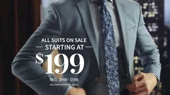 JoS. A. Bank Super Tuesday Sale TV Spot, '70 Percent Off Almost Everything' - Thumbnail 4