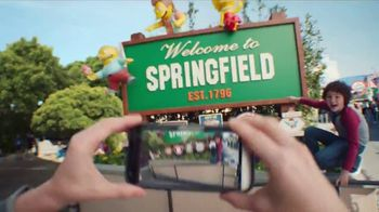 Universal Studios Hollywood TV Spot, \'Something New and Unexpected\'