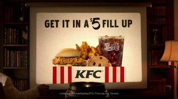 KFC Crispy Colonel Sandwich TV Spot, 'Sandwich Language' - Thumbnail 9