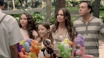T-Mobile TV Spot, 'Panda y unicornio: cuatro líneas' [Spanish] - 564 commercial airings