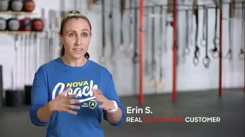 CustomInk TV Spot, \'Erin Testimonial\'