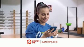 CustomInk TV Spot, 'Erin Testimonial' - Thumbnail 4