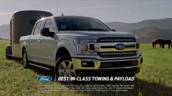 2018 Ford F-150 XLT SuperCrew TV Spot, 'Best Seats in the House' [T2] - Thumbnail 2