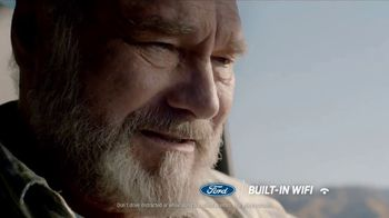 2018 Ford F-150 XLT SuperCrew TV Spot, 'Best Seats in the House' [T2] - Thumbnail 3